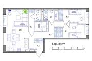 Планировка квартиры или жилого дома, перепланировка и визуализация 169 - kwork.ru