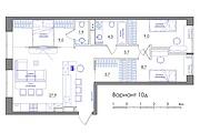 Планировка квартиры или жилого дома, перепланировка и визуализация 170 - kwork.ru