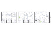 Планировка квартиры или жилого дома, перепланировка и визуализация 164 - kwork.ru
