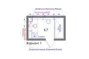 Планировка квартиры или жилого дома, перепланировка и визуализация 161 - kwork.ru