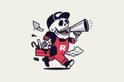 Векторная отрисовка растровых логотипов, иконок 198 - kwork.ru