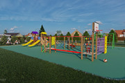 Фотореалистичная 3D визуализация экстерьера Вашего дома 396 - kwork.ru