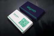Сделаю дизайн визитки 116 - kwork.ru