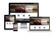 Верстка вашего сайта из PSD макета. Адаптивно и кроссбраузерно 6 - kwork.ru