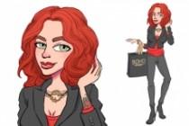 Нарисую вам персонажа или иллюстрацию 23 - kwork.ru