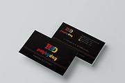 Эффектная визитка 159 - kwork.ru