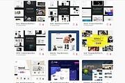 ПАК 1000 шаблонов и дополнений для WordPress 122 - kwork.ru