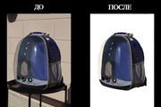Обтравка изображений. Сменю,вырежу фон на белый или любой предложенный 23 - kwork.ru
