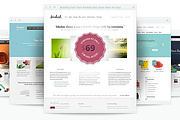 88 Premium шаблонов для WordPress + Bonus 5 - kwork.ru