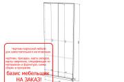 Проект корпусной мебели, кухни. Визуализация мебели 86 - kwork.ru