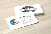 Дизайн визитки с исходниками 133 - kwork.ru