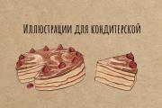Создание иллюстрации в любой стилизации 58 - kwork.ru
