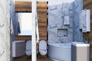 3d визуализация квартир и домов 234 - kwork.ru