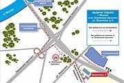 Карты и схемы проезда 40 - kwork.ru