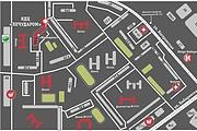 Карты и схемы проезда 37 - kwork.ru