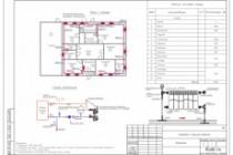 Проектирование отопления и вентиляции коттеджа 12 - kwork.ru