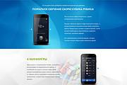 Дизайн страницы Landing Page - Профессионально 146 - kwork.ru