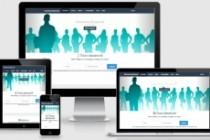 Создам сайт для пассивного заработка 92 - kwork.ru