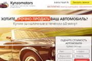 Качественная копия лендинга с установкой панели редактора 168 - kwork.ru