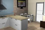 Создам 3D дизайн-проект кухни вашей мечты 41 - kwork.ru