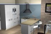 Создам 3D дизайн-проект кухни вашей мечты 40 - kwork.ru