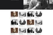 Дизайн страницы сайта 135 - kwork.ru