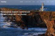 Копия сайта, landing page + админка и настройка форм на почту 134 - kwork.ru