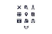 Создам 5 иконок в любом стиле, для лендинга, сайта или приложения 163 - kwork.ru