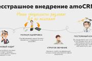 Создание сайтов на конструкторе сайтов WIX, nethouse 122 - kwork.ru