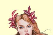 Нарисую портрет в растровой или векторной графике 19 - kwork.ru