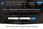 Скопирую Landing Page, Одностраничный сайт 190 - kwork.ru