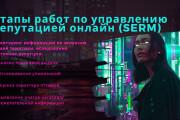 Стильный дизайн презентации 770 - kwork.ru