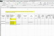 Excel формулы, сводные таблицы, макросы 178 - kwork.ru