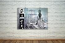 Разработаю дизайна постера, плаката, афиши 81 - kwork.ru