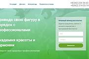 Скопирую одностраничный сайт, лендинг 88 - kwork.ru