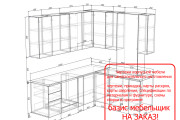 Конструкторская документация для изготовления мебели 169 - kwork.ru