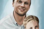 Рисую цифровые портреты по фото 61 - kwork.ru