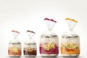 Дизайн упаковки для хлеба, выпечки, тортов, булочек, пирожных 5 - kwork.ru