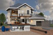 Создам планировку дома, квартиры с мебелью 114 - kwork.ru