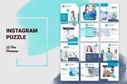 25000 шаблонов для Instagram, Вконтакте и Facebook + жирный Бонус 34 - kwork.ru