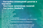 Оформление Twitch канала 244 - kwork.ru