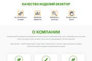 Сделаю продающий Лендинг для Вашего бизнеса 167 - kwork.ru
