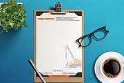 Разработаю фирменный стиль бланка 58 - kwork.ru