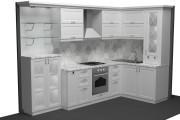 Фотореалистичная визуализация кухни 6 - kwork.ru