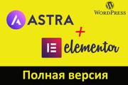 Astra Pro - с плагинами и обновлениями на русском 20 - kwork.ru