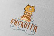 Разработаю винтажный логотип 181 - kwork.ru