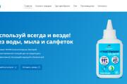 Разработаю продающий Landing Page под ключ на WordPress 14 - kwork.ru