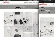 Доработка и исправления верстки. CMS WordPress, Joomla 210 - kwork.ru
