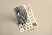 Сделаю дизайн визитки 138 - kwork.ru