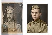 Восстановление старых фотографий 6 - kwork.ru